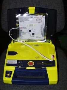 Cardiac Science Powerheart Automated G3 Aed Case And Pads