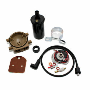 Ignitor Ignition Coil Relocation Kit Ford 8n 2n 9n Tractor Pertronix 1247xt