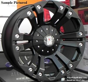 4 New 20 Wheels Rims For Ford F150 2006 2007 2008 2009 2010 2011 Raptor 2506