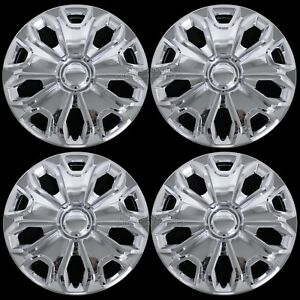 4 Ford Transit 150 250 350 Cargo Wagon Van 16 Chrome Wheel Covers Rim Hub Caps
