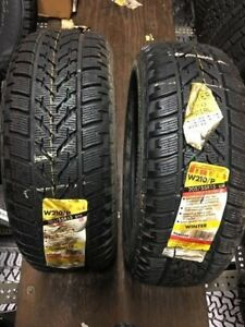 2 New 205 55r15 87h Pirelli Winter W210 P Performance Winter Snow Tires