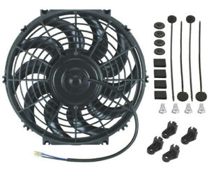 6 16 Electric Fan s Powerful Engine Radiator Condenser Cooling Chevy Ford Jeep