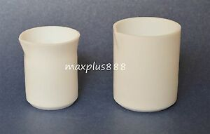 Ptfe Beaker Lab Cup Measuring Cup For Chemistry Biology Lab 500ml 1pcs