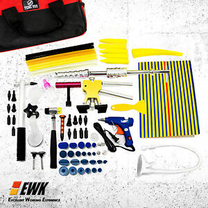 Ewk Pdr Tools Auto Body Paintless Dent Repair Pulling Hail Damage Removal