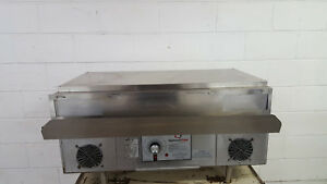 Star Holman Qt14 Commercial Conveyor Warmer Toaster Oven Tested 208v
