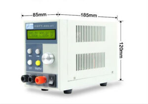 Dc Regulated Power Supply adjustable Power Supply 400v 1a With Rs232 Or Rs485