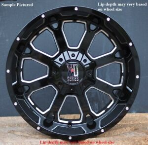 4 New 20 Wheels Rims For Savana Van 1500 C 2500 K 1500 K 2500 Gmc 816