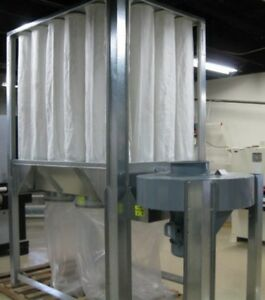 Nederman S 1000 Dust Collector