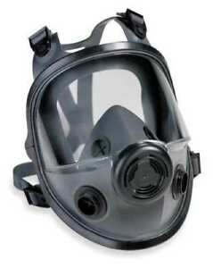 North By Honeywell 54001 North 5400 Full Face Respirator Medium large