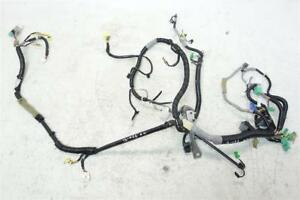 08 09 Honda Accord Instrument Dashboard Dash Board Wire Harness Wiring Wires 321