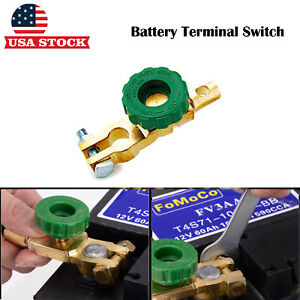 Car Boat Battery Terminal Switch Disconnect Master Kill Switch Christmas Sale