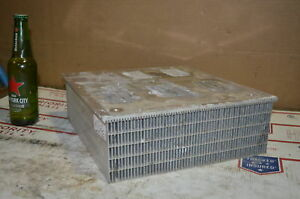 Big Industrial Aluminum Heat Sink 12x12 3 4x4 heatsink Inv 26362