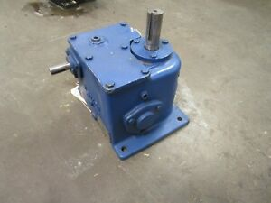 Cleveland 225dwu4 Worm Gear Speed Reducer Gearbox 7500 1