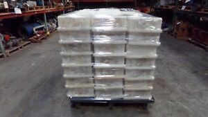 Plastic Tote Bins Industrial Heavy Duty Stackable lot Of 63 Units Lot 10