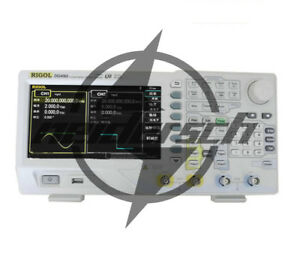 1pcs New Rigol Dg4062 60 Mhz 2 Channel Arbitrary Waveform Generator