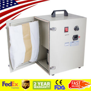 Dental Digital Dust Collector Vacuum Cleaner Device For Sandblasters Polishing
