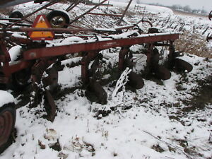 Ih 700 Series 5 Bottom 16 Plow