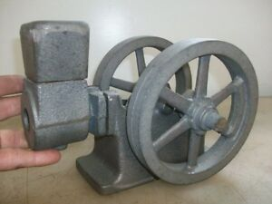 Associated 6 Flywheel Model Casting Kit Old Gas Engine Hit And Miss Scale Model
