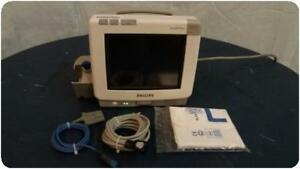 Philips M8105at Intellivue Mp5t Patient Monitor 160874