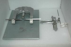 David Kopf Small Animal Stereotaxic Frame Base Manipulator Arms