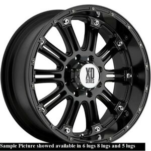 4 New 20 Wheels For Dodge Ram 1500 2013 2014 2015 2016 2017 2018 Rims 1887