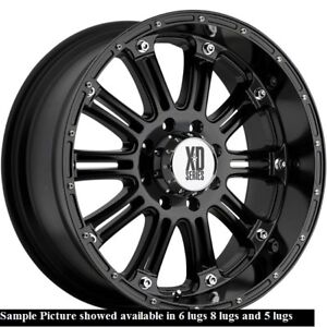 4 New 20 Wheels For Dodge Ram 1500 2001 2002 2003 2005 2005 2006 Rims 1887