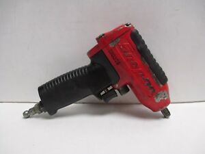 Snap On 3 8 Drive Air Impact Wrench Mg325 Works Great