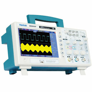 Dso5202p 2channels 7 Tft Lcd 800x480 Usb Digital Oscilloscope 1gs s 200mhz Usa