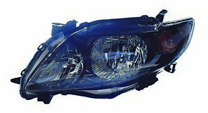 2009 2010 Usa Built Toyota Corolla S Xrs Driver Left Headlight Replacement