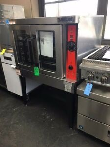 Vulcan Vc4gd Lp Single Deck Convection Oven With Legs New Old Stock Propane
