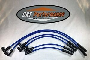 Ford Inline 6 Cylinder 1964 1983 170 200 250 Blue Hei 8mm Spark Plug Wires Usa