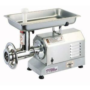 Turbo Air Gg 22 German Knife 1 1 2 Hp Meat Grinder