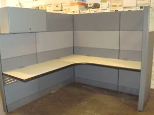 Ethospace By Herman Miller Tile Cubicle 6 x6 6 x8 8 x8 250 Qty 70 Tall