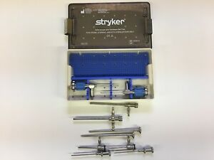 Stryker 502 627 030 Scope Set The Trocars And Cannula s 502 244 520