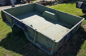 9 Ft Camouflage Truck Bed Fits One Ton Or Dually