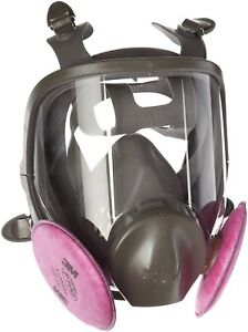 3m 52793 Mold Remediation Respirator Kit 69097 Large