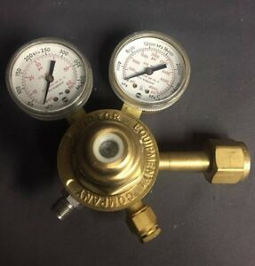 Victor Equipment Company Regulator Sr 250 B Max Inlet 3000 Psig