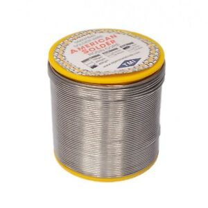New 400g 1mm 60 40 Tin Lead Solder Rosin Flux Wire Roll Soldering New