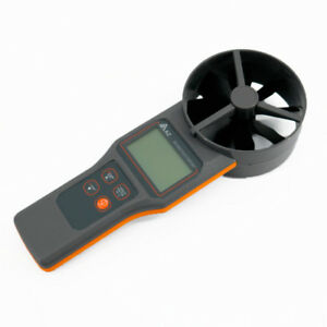 Anemometer Carbon Dioxide Detector Measuring Thermometer Temperature Humidity