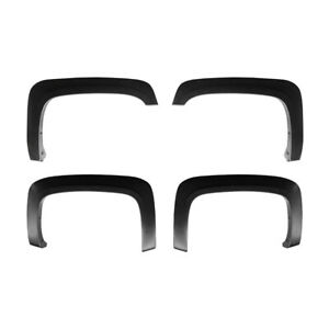 Factory Style Fender Flare 4pc For 2007 2013 Chevy Silverado 6 5ft