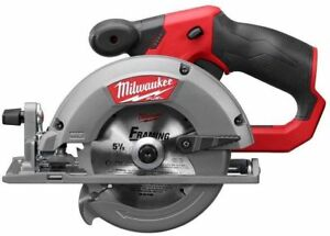 Milwaukee M12 Fuel 12 volt Lithium ion Cordless 5 3 8 In Circular Saw W 16t