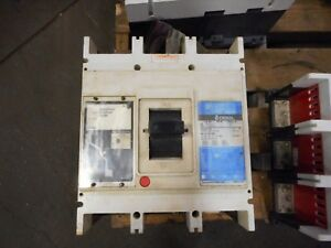 Westinghouse 1600 Amp 600 Volt Breaker Rd316tw 3 Phase Equiped With Seltronic 12