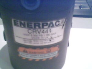 Enerpac Crv 441 Rotary Coupler 4 Passage Union 5000psi 350bar