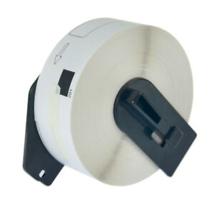 50roll Dk1201 White Shipping Labels W frame Cartridge For Brother Ql 1060n