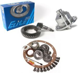 Jeep Grand Cherokee Dana 30 Grizzly Locker 3 73 Ring And Pinion Elite Gear Pkg
