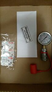 Kubota Bx Hydraulic Pressure Test Adjustment Kit