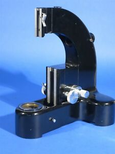 Leitz Ortholux Base Stand Microscope