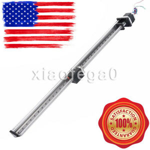 Threaded Rod Linear Guide Rail With Motor And Ball Screw For Cnc Linear Actuator
