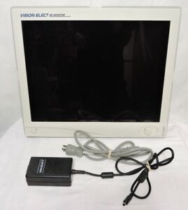 Stryker Vision Elect 21 Hd Monitor 240 030 930 Power Supply Included