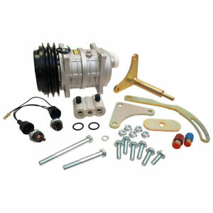 A6 To Seltec Compressor Conversion Kit Fits John Deere 4000 4020 4040 4230 4240